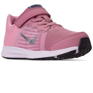 Nike Little Girls' Downshifter 8 Running Sneakers